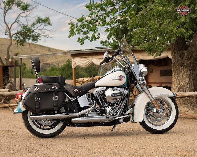 Harley-Davidson-Heritage-Softail-Classic 2016 ஹார்லி டேவிட்சன் பைக்குகள் விற்பனைக்கு வந்தது