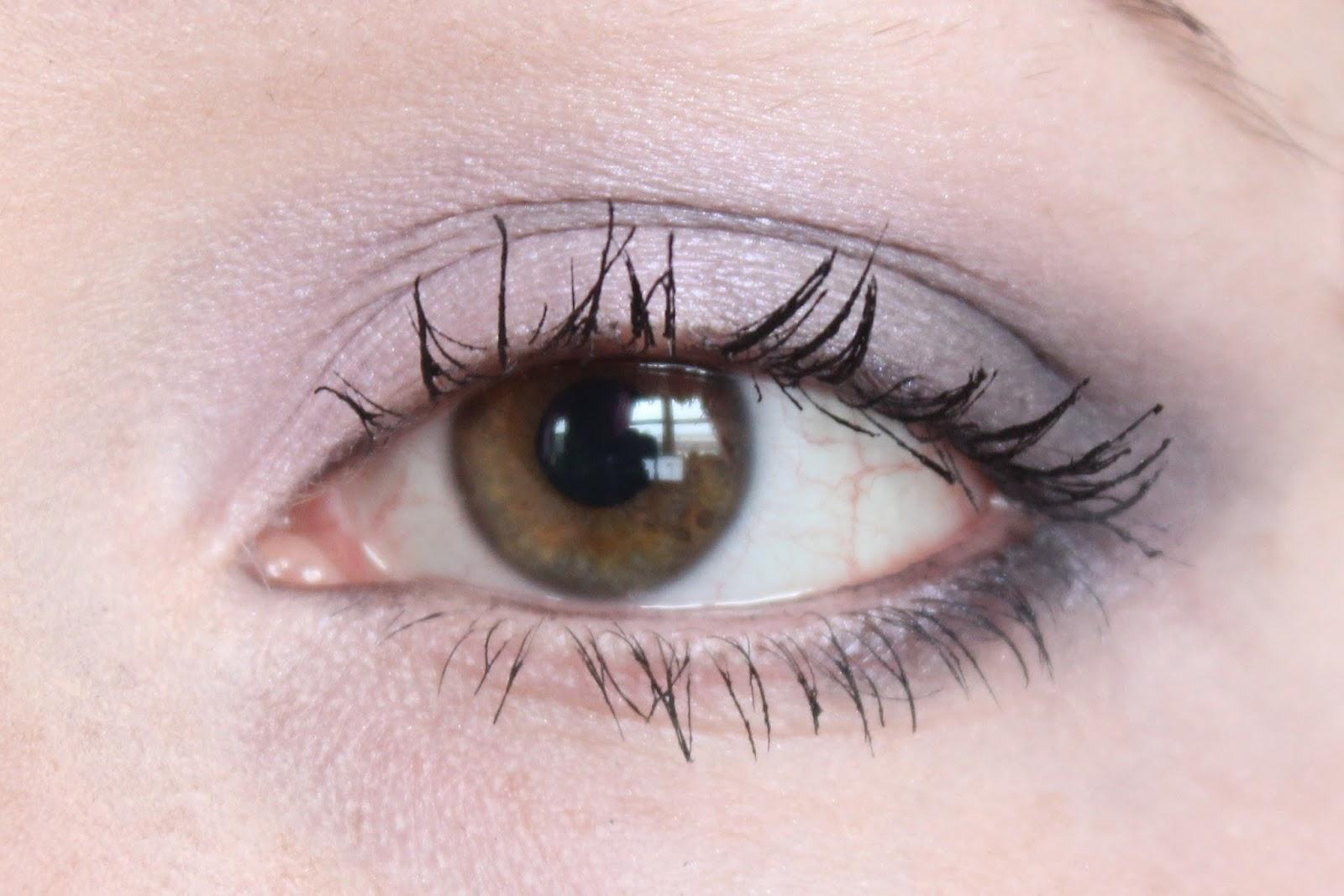 Makeup: Purple & Pink