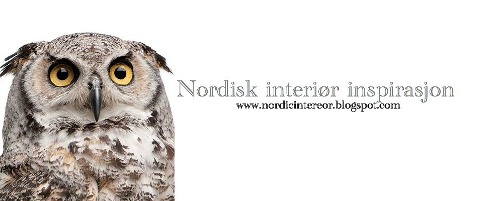 Nordisk interir inspirasjon