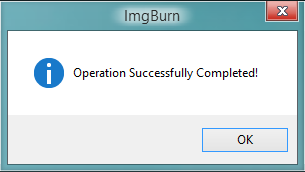 IMGBurn Windows XP