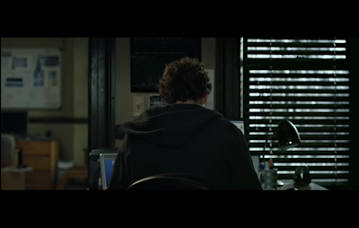 The Hacker Manifesto poster featured in The Social Network on Mark Zuckerberg's room
