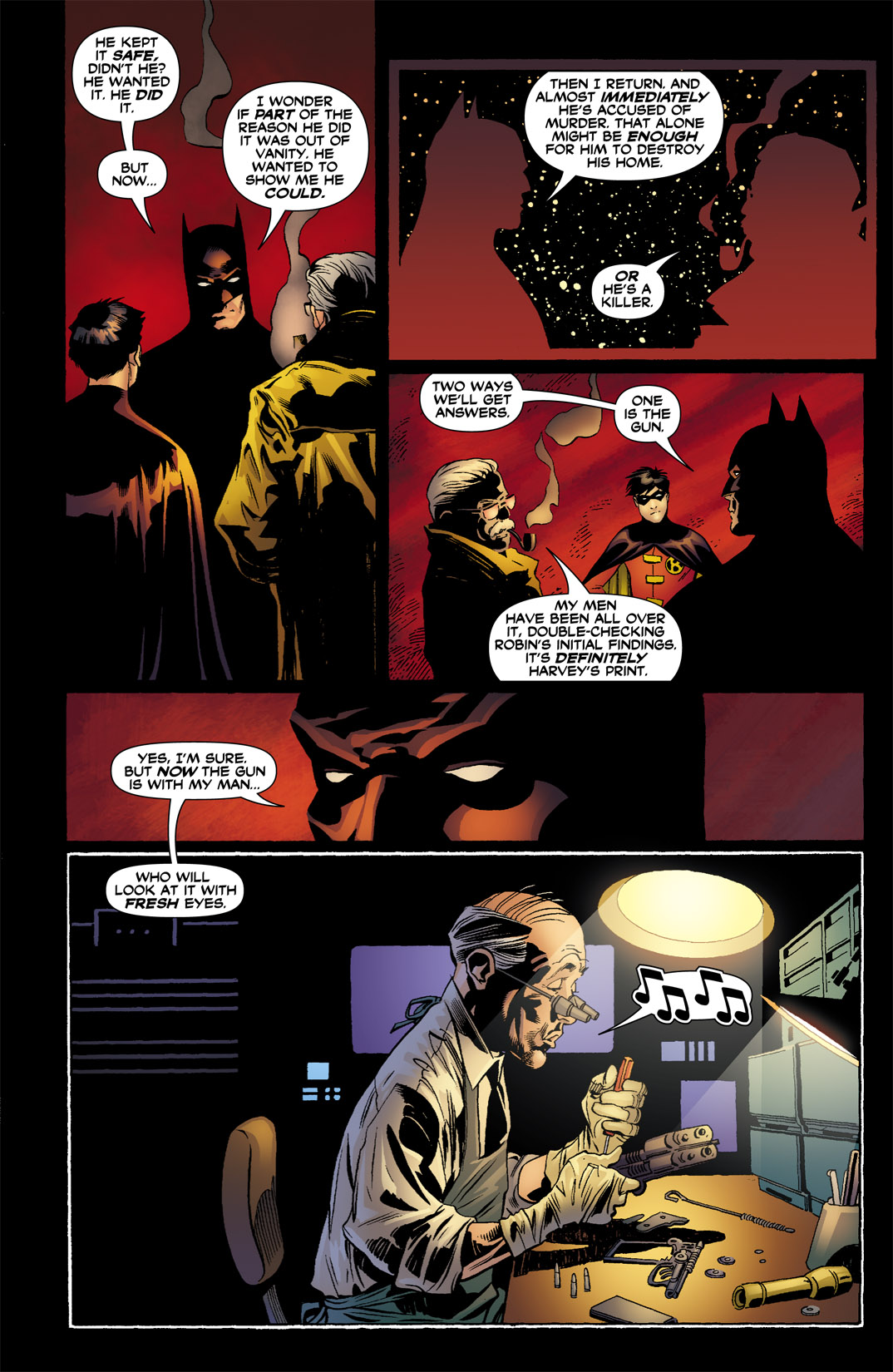 Detective Comics (1937) Issue #819 Page 3