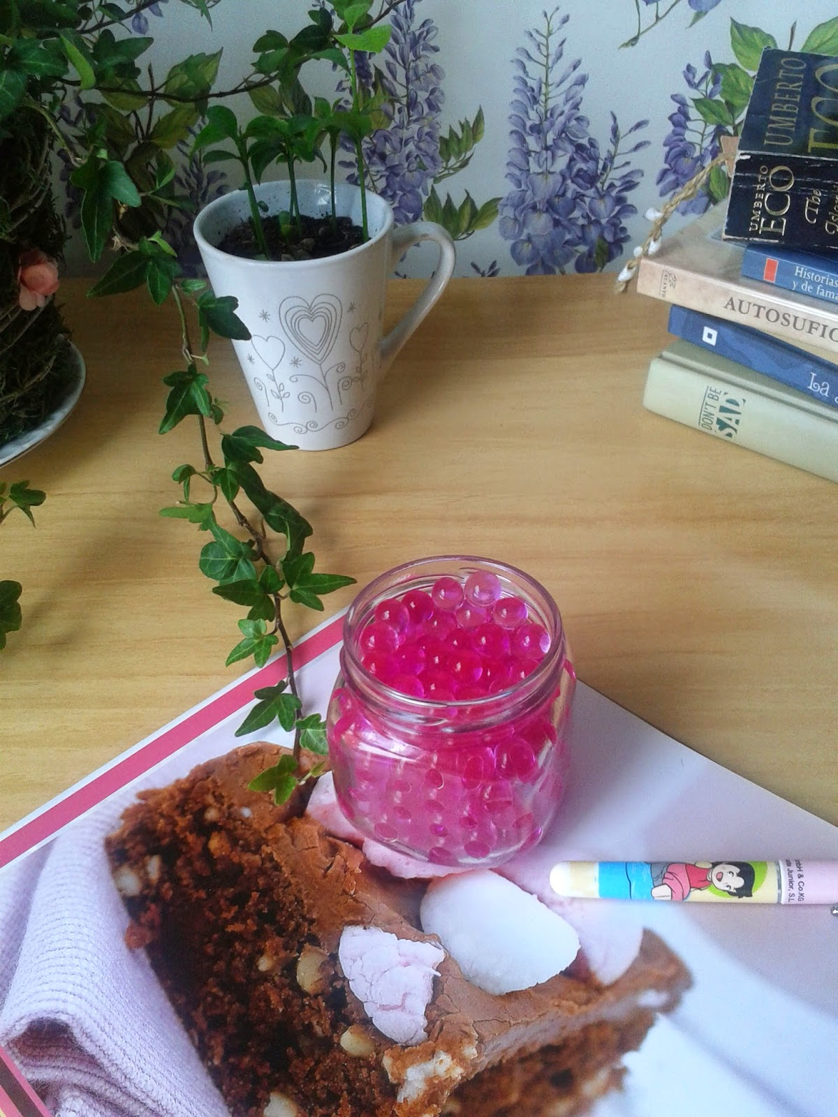 rose scented homemade air freshener