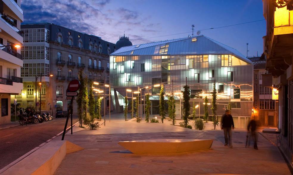 Colegio de Arquitectos de Vigo