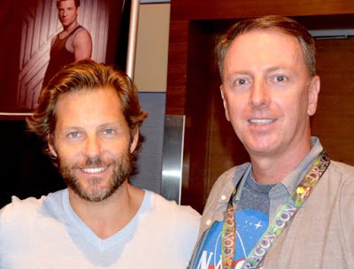 Dragon Con 2015 | Walk of Fame | Jamie Bamber