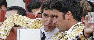 Fran y Cayetano Rivera Ordóñez