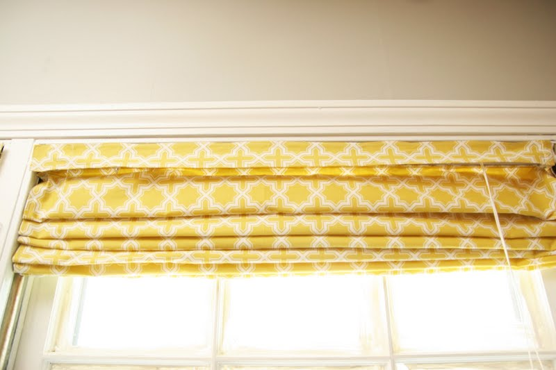 Diy window treatments roman shades homemade ginger solutioingenieria Image collections
