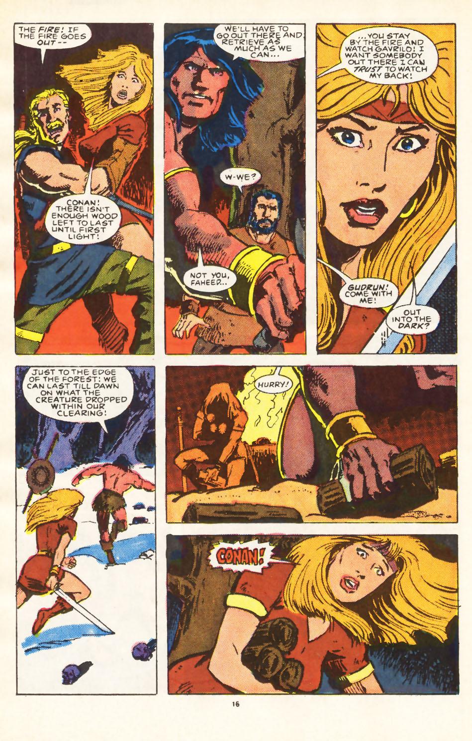 Conan the Barbarian (1970) Issue #224 #236 - English 13