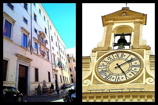 Szalony zegar Monte di Pietà