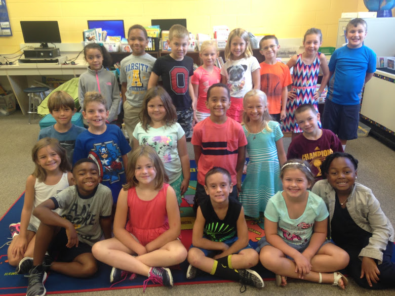 Mrs. Hofmann's Second Grade