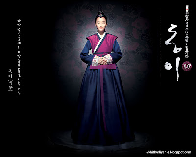 Han Hyo Joo Queen Han Hyo Joo as Choi Dong yi