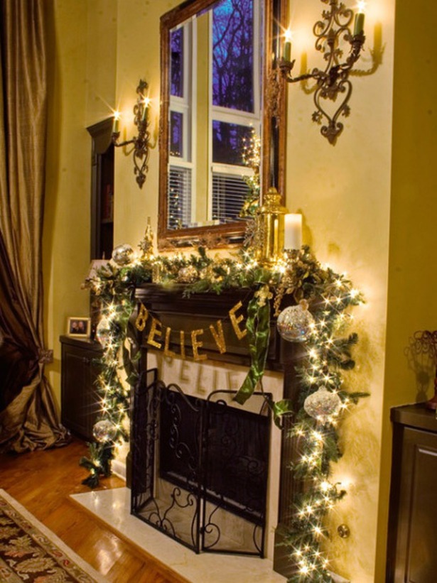 Healthy Wealthy Moms: Unique Christmas decor inspiration
