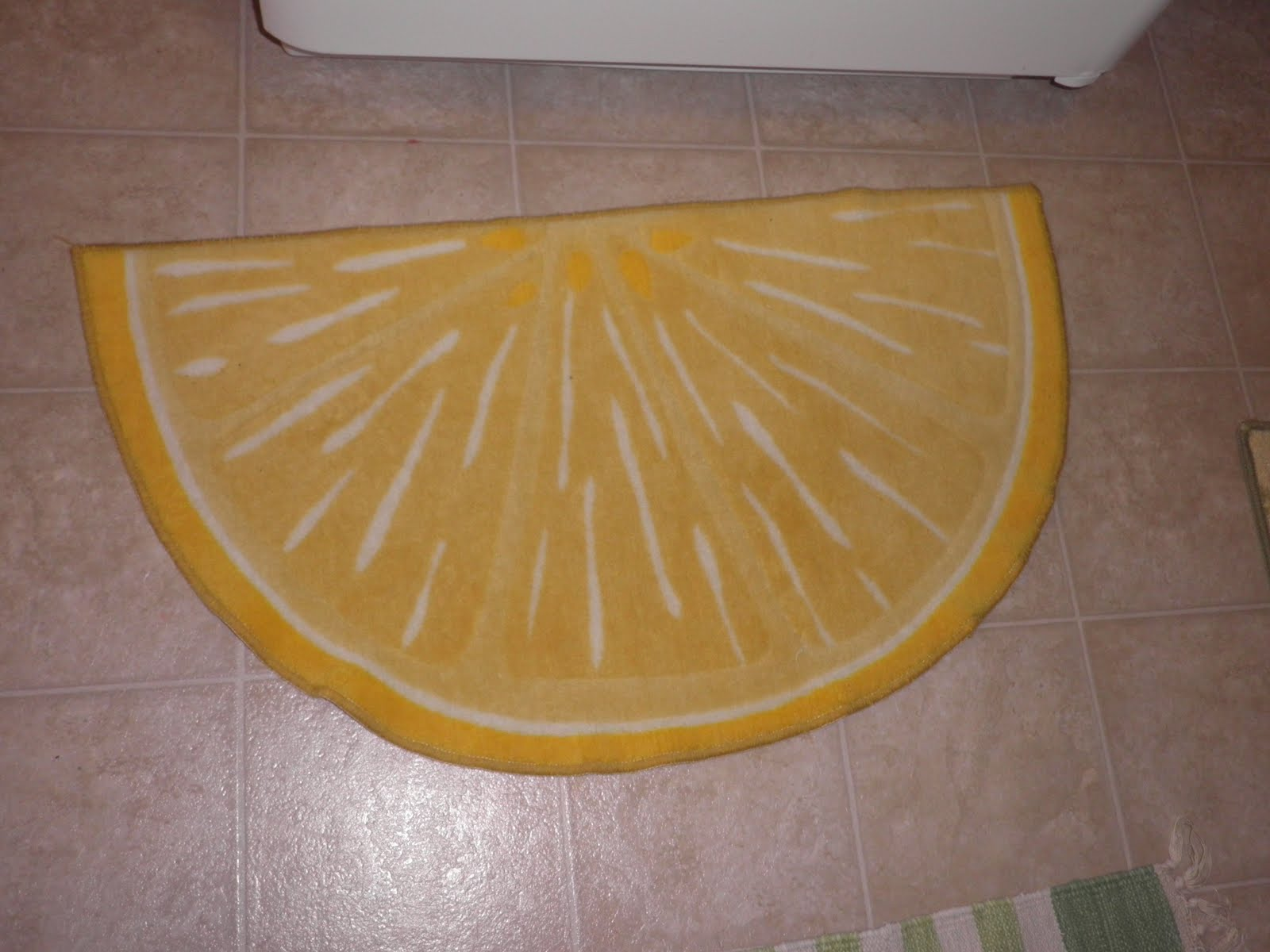Lemon Decorations For Kitchen Little Brick Houses For You And Me Lemons