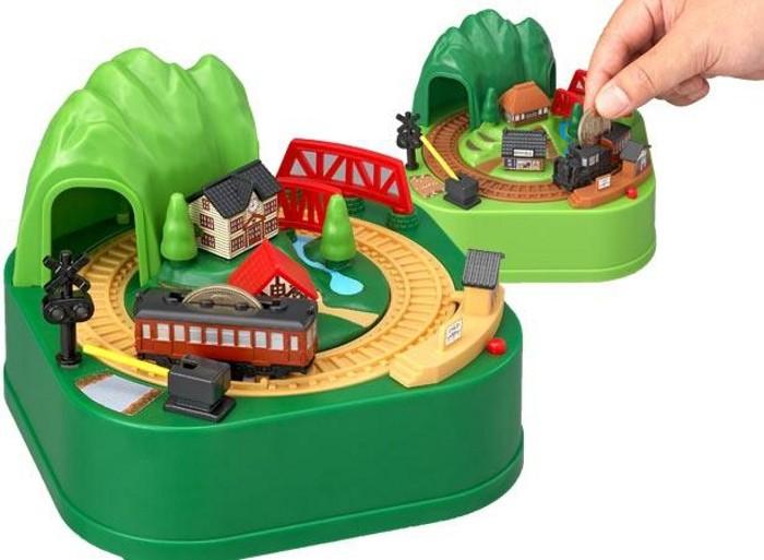 Cute coin bank - Train piggy banks ...