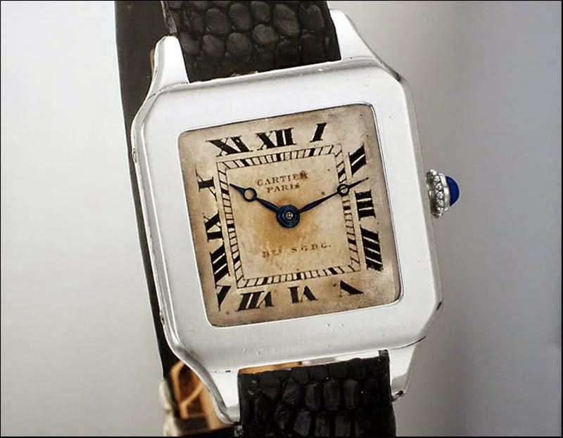 Pulseras de relojes cartier