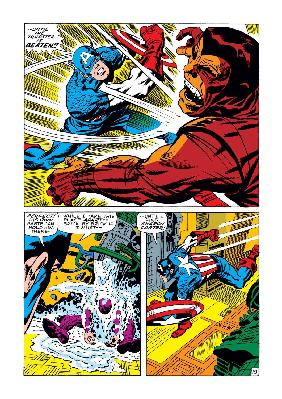 Captain America (1968) Issue #108 #22 - English 20