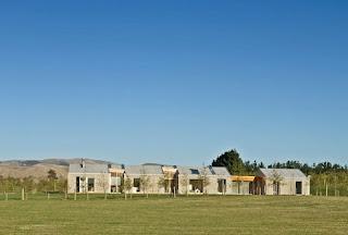 Relajante Vivienda Sostenible en Nueva Zelanda