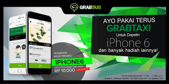 GrabTaxi Promo Code