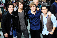 Big Time Rush Band Whats Trending in Pop Culture Now?