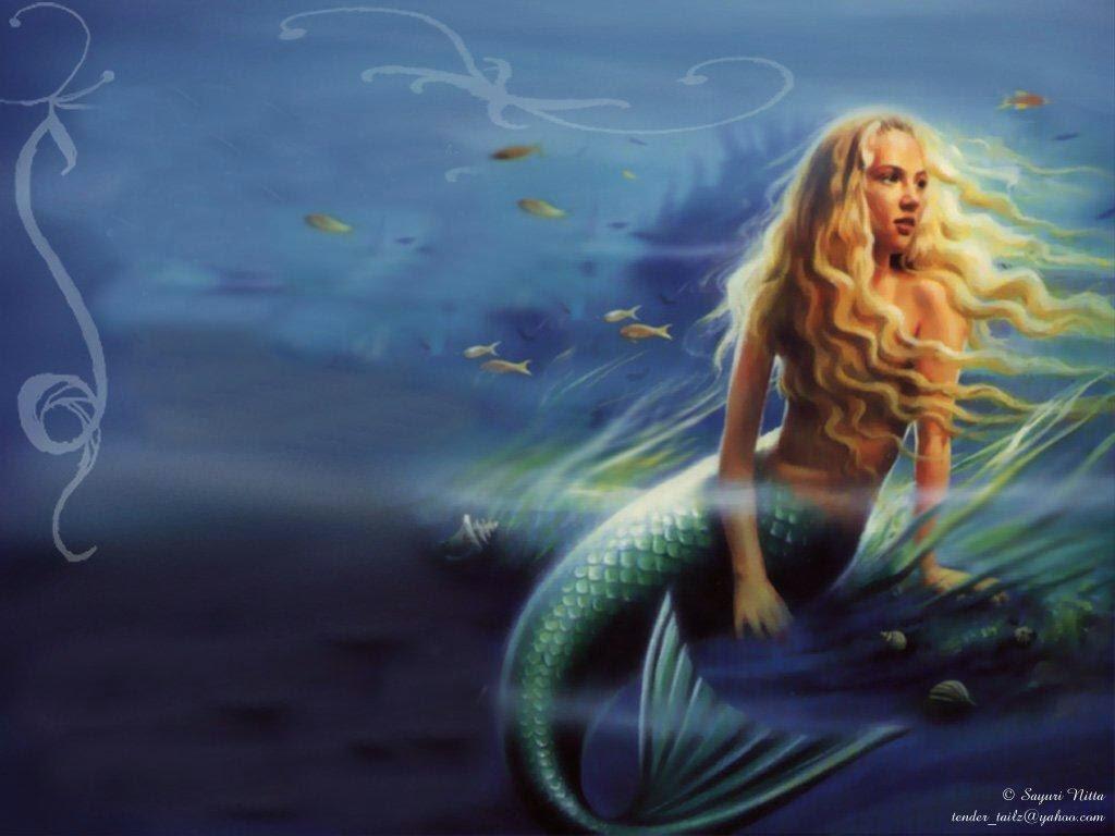 Mermaid (putri duyung)