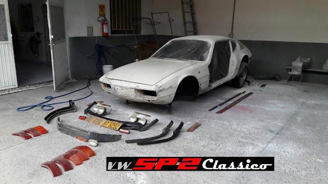 Iniciando a restauração de um VW SP2_05