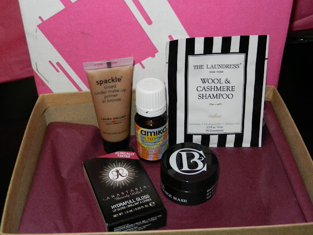 Birchbox October 2011