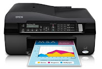 Epson WorkForce 520 Driver (Windows & Mac OS X 10. Series)
