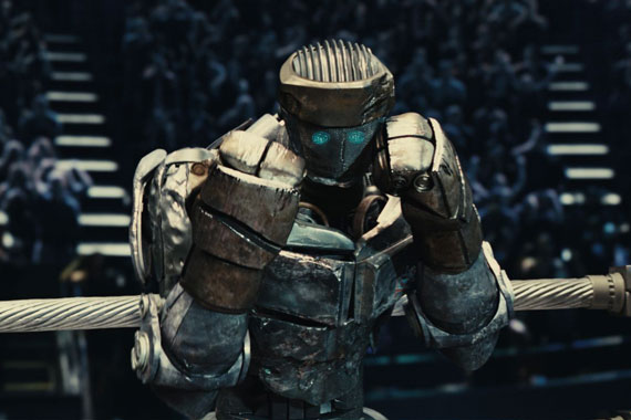 Real Steel, Photograph