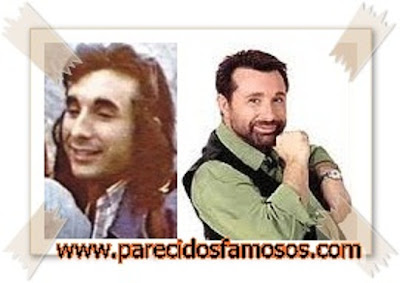 José Manuel Parada antes y después