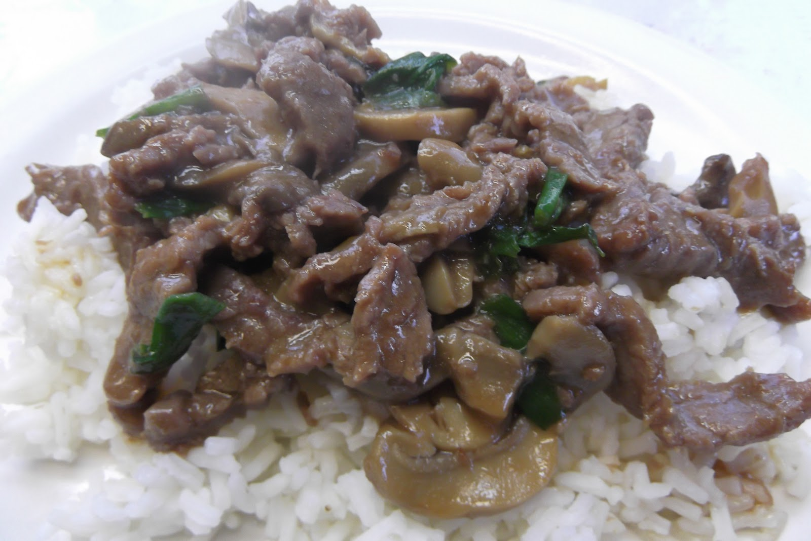 how to cook mongolian beef