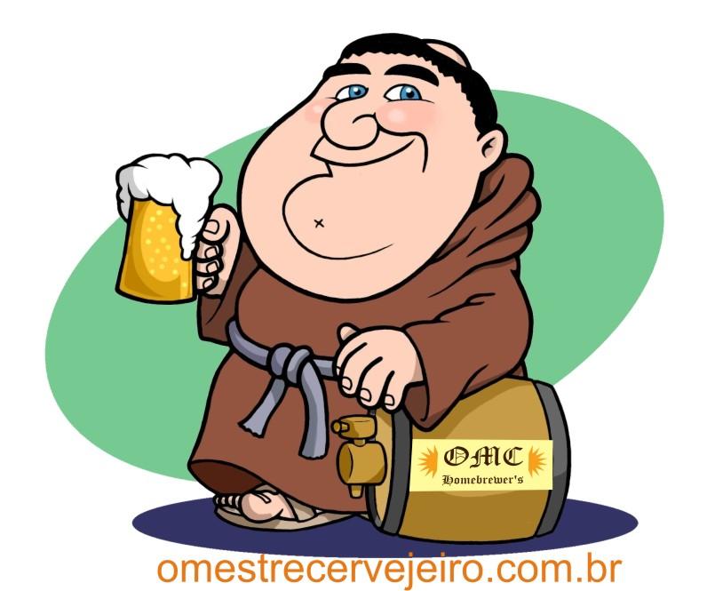 Mestre cervejeiro é criação do Desenhista Marcelo Lopes de Lopes