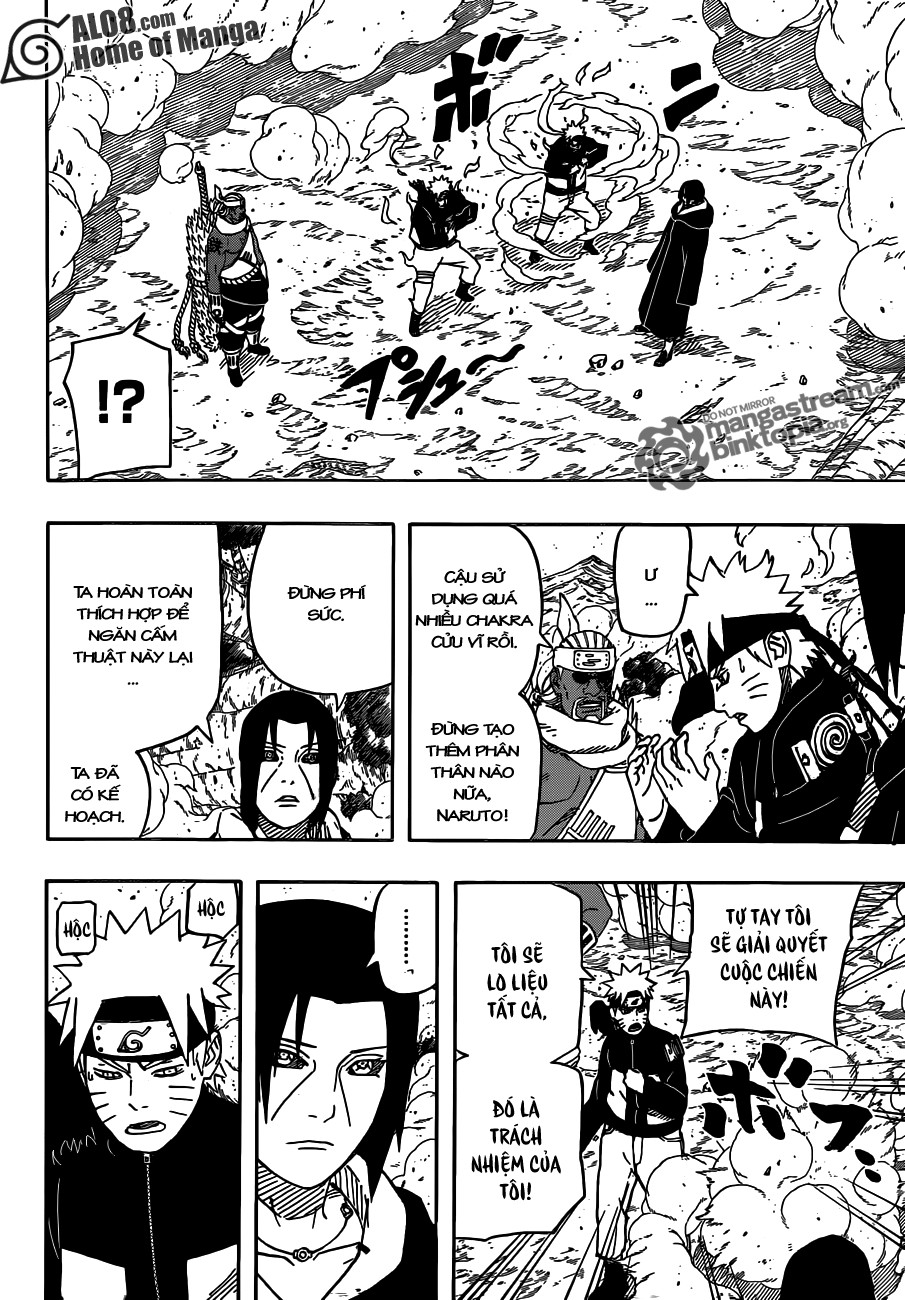 Naruto chap 552 Trang 6 - Mangak.info