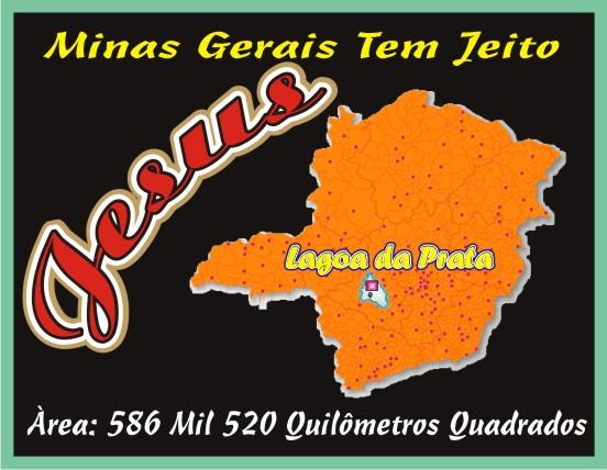 Minas Gerais Tem Jeito Jesus