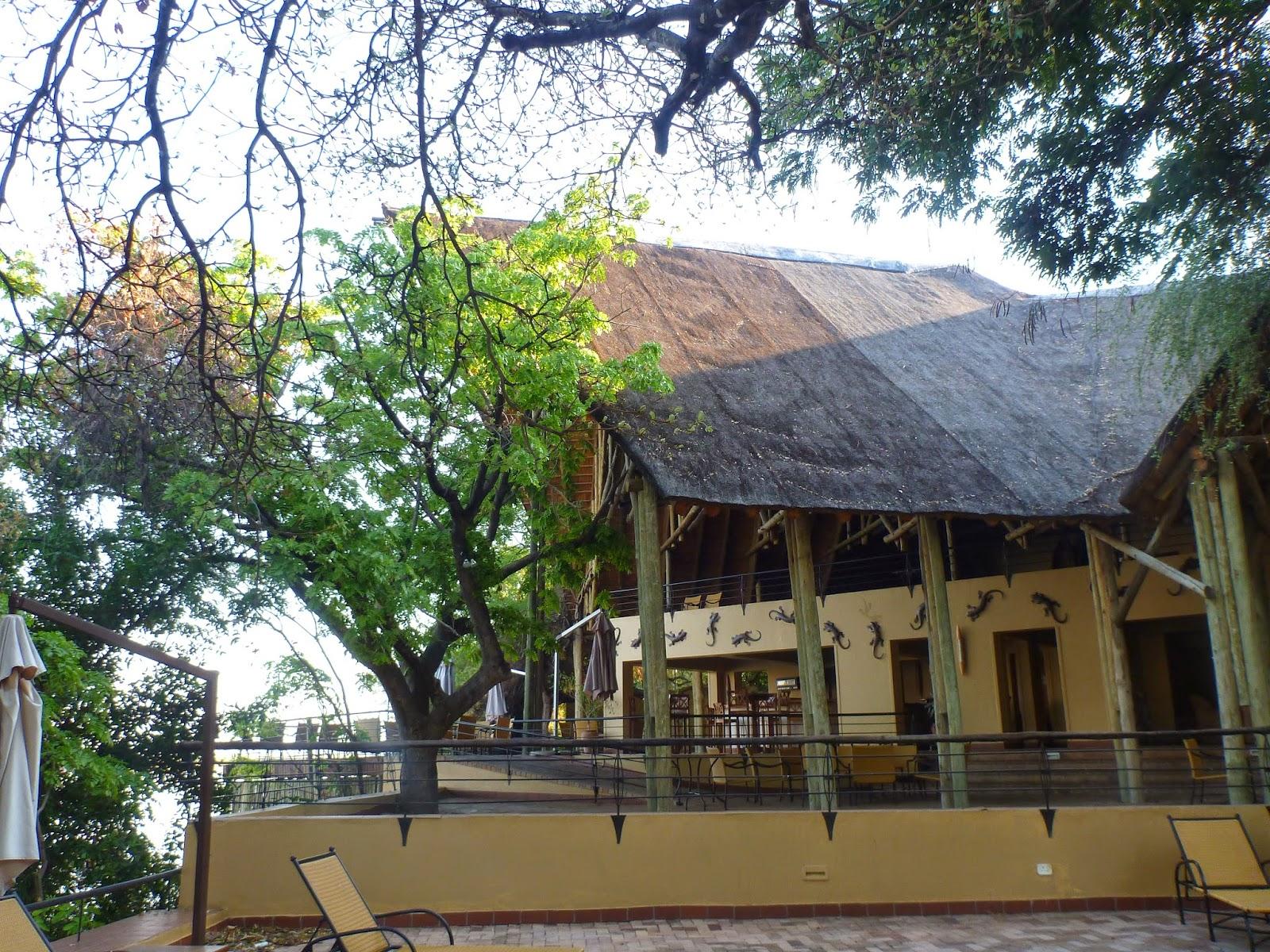 around the world with rebecca chobe safari lodge botswana. Black Bedroom Furniture Sets. Home Design Ideas