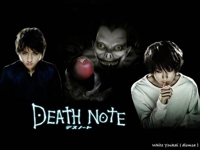 Situs Untuk Live Action 'Death Note' Yang Tampilkan Sebuah Countdown