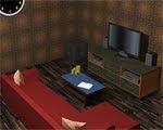 Romantic Living Room Escape