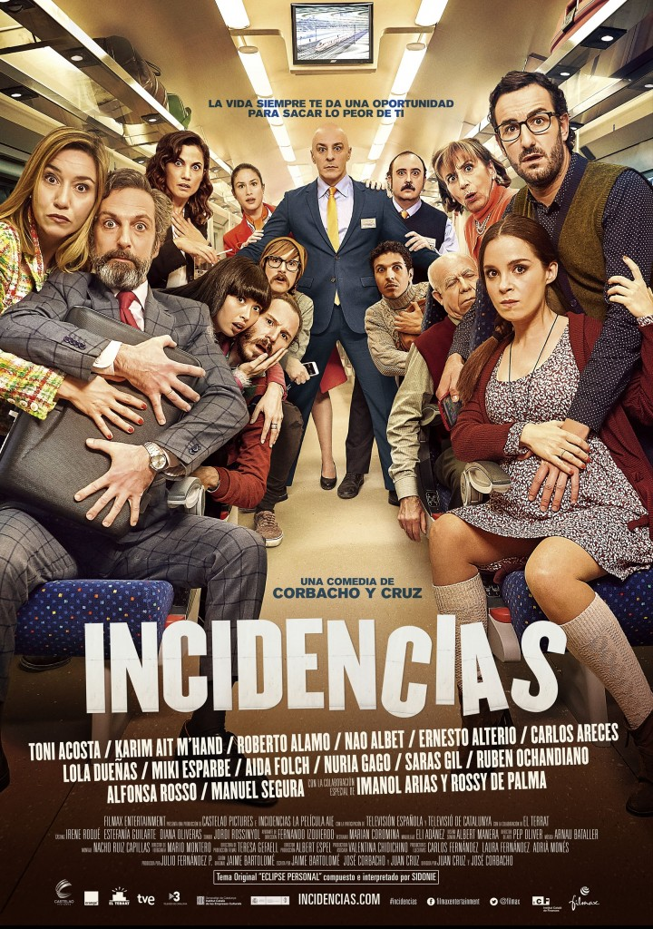 Incidencias (2015)