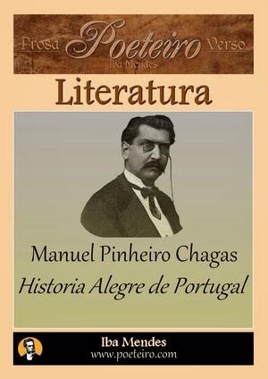 História Alegre de Portugal, de João Pinheiro Chagas