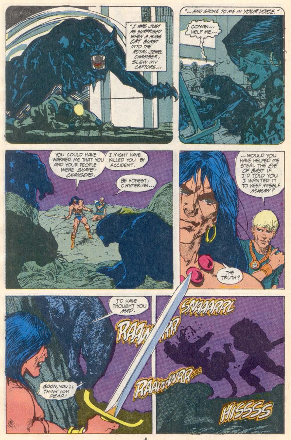 Conan the Barbarian (1970) Issue #227 #239 - English 5