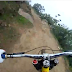 wow kayuhan downhill yang gila  wajib tonton  video