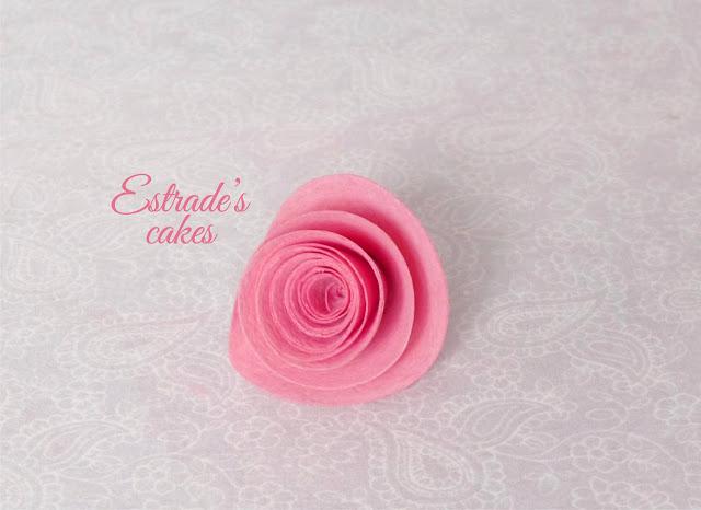 rosas rapidas de papel de arroz 1