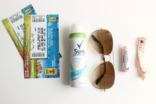 Festival Beauty The Bare Essentials