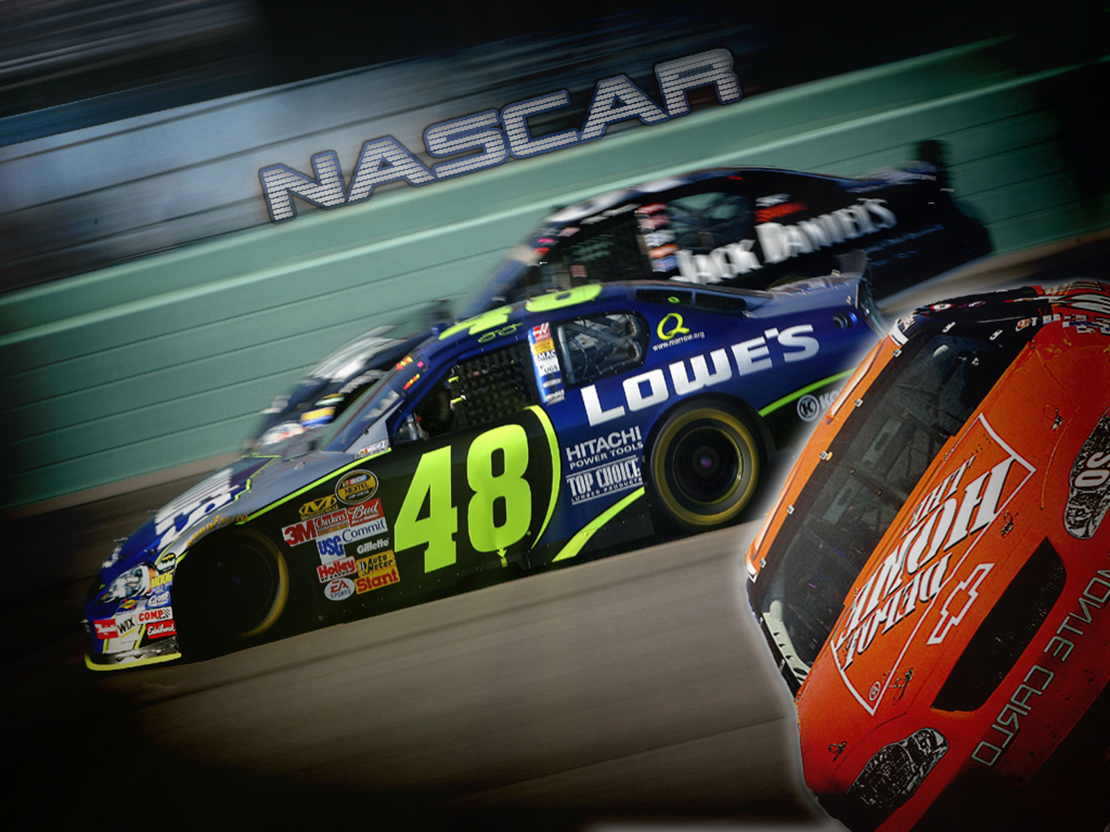 Nascar HD Wallpapers Auto Sports