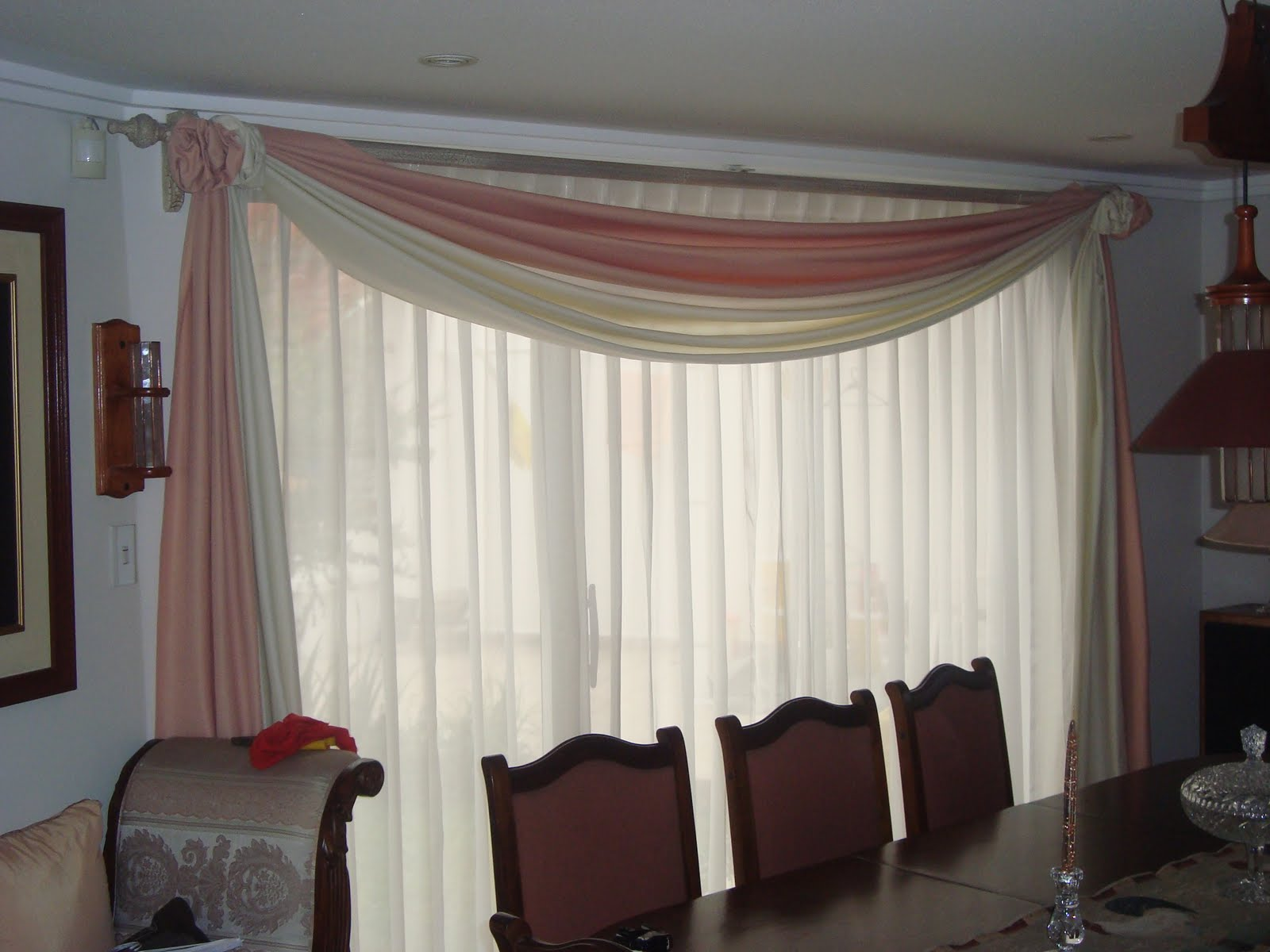 Cortinas y decoraciones dise os de cortinas - Diseno de cortinas ...