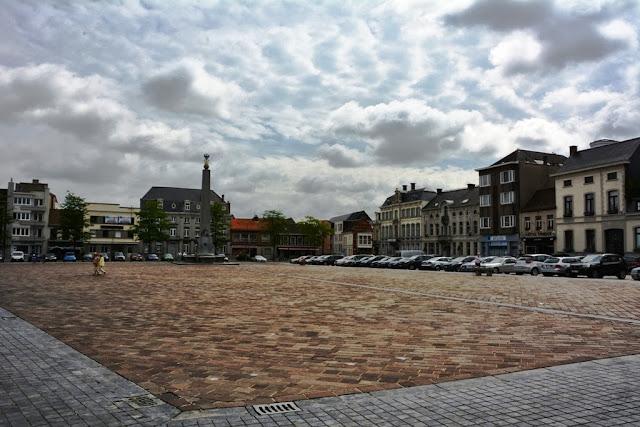 Ronse Main Square