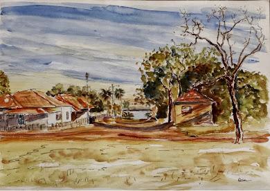 Tibiriçá, rua do Açougue