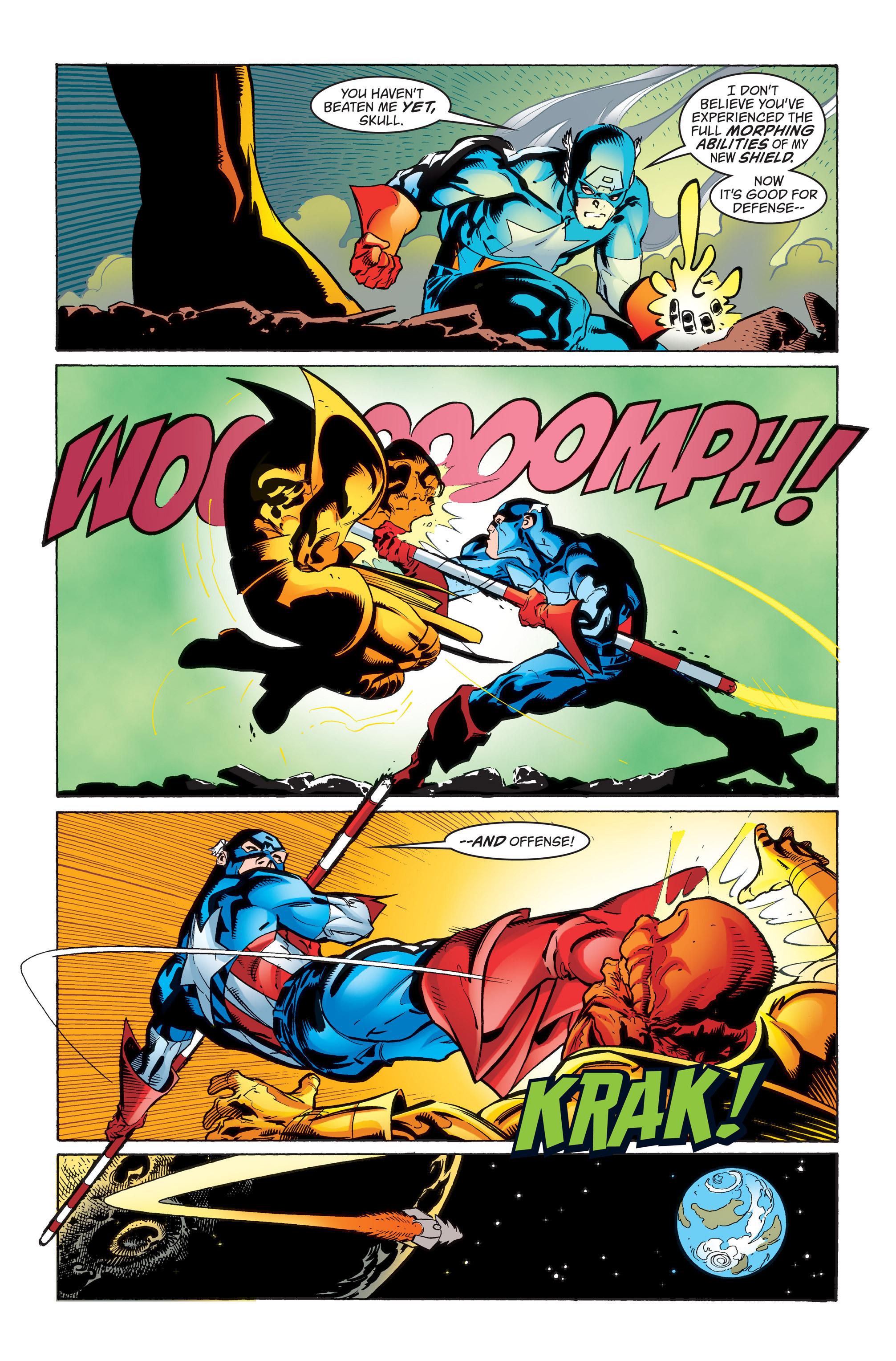 Captain America (1998) Issue #17 #23 - English 8