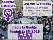 Asamblea Abierta- Segovia Feminista