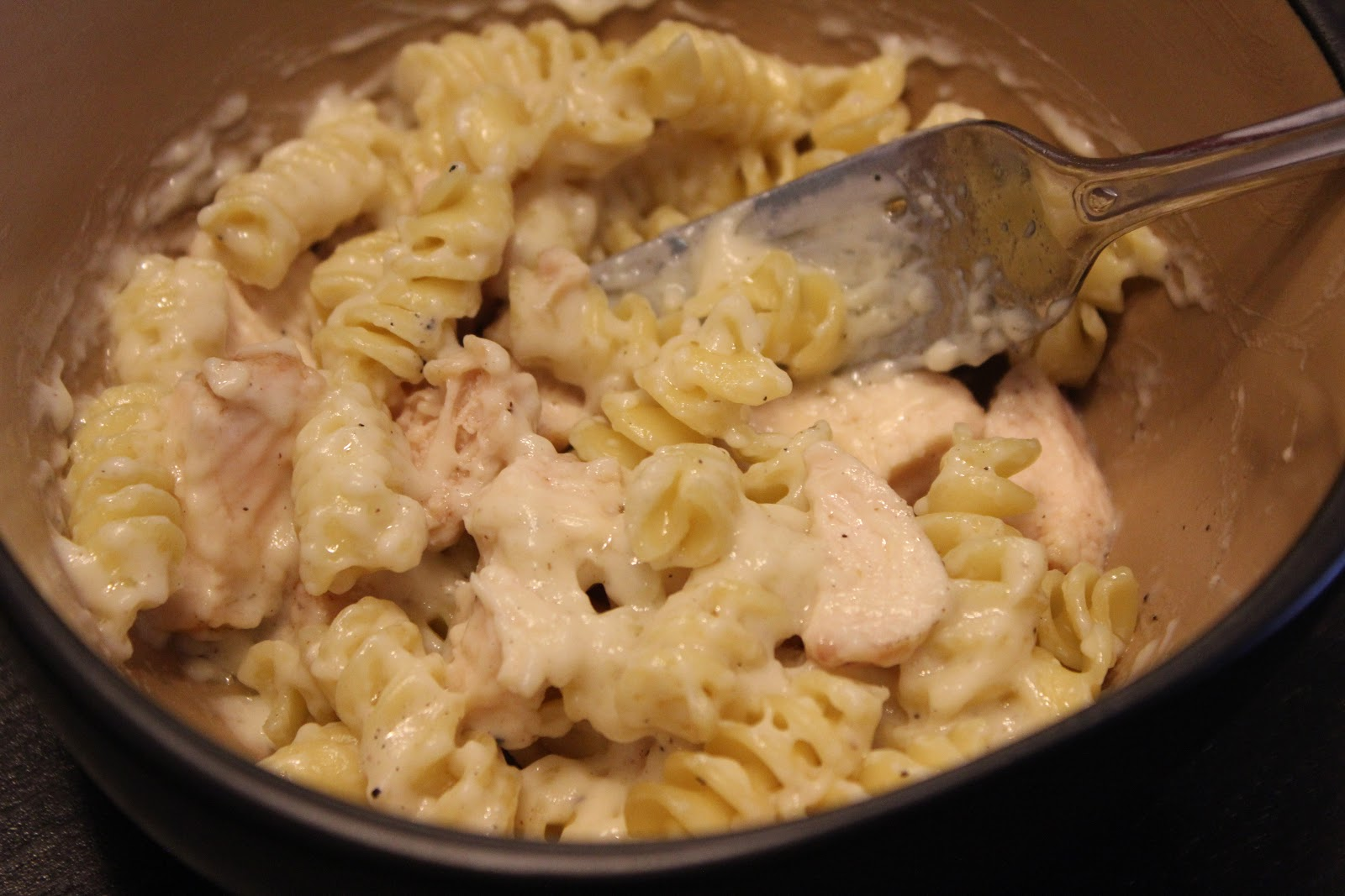 Food Storage for Dinner: PARMESAN CHEESE POWDER: Alfredo Sauce