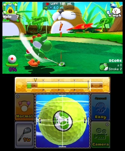 Mario Golf Game Review